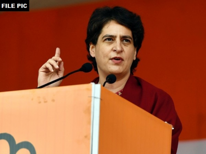 up election 2022 priyanka gandhi to begin election campaign from varanasi on 2 october | Up Election 2022: मोदी के संसदीय क्षेत्र से प्रियंका गांधी करेंगी चुनावी अभियान का आगाज, 'प्रतिज्ञा रैली' को करेंगी संबोधित