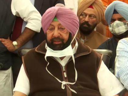 Punjab Congress CM Amarinder Singh saidwill not meet navjot singh sidhu apologizepersonally | पंजाब कांग्रेस में रार जारी, सीएमअमरिंदर सिंह बोले-माफी नहीं मांग लेते,नवजोत सिंह सिद्धू से नहीं मिलेंगे, जानें पूर्व सांसद ने क्या कहा...