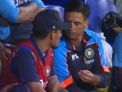 Ind Vs SL 2nd ODI Rahul Dravid had send a secret message to Deepak Chahar | Ind Vs SL: रोमांचक मोड़ पर था मुकाबला, तब राहुल द्रविड़ ने भेजा दीपक चाहर को एक सीक्रेट मैसेज, फिर ऐसे बदला मैच