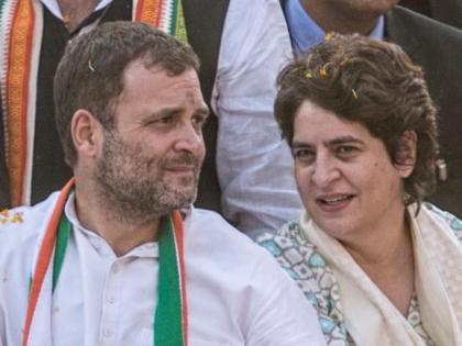 congressRahul Gandhi's tweetModi government is fighting for blue tick if you want covid vaccine then be self-reliant | राहुल गांधी का ट्वीट- ब्लू टिक के लिए मोदी सरकार लड़ रही है, कोविड टीका चाहिए तो आत्मनिर्भर बनो