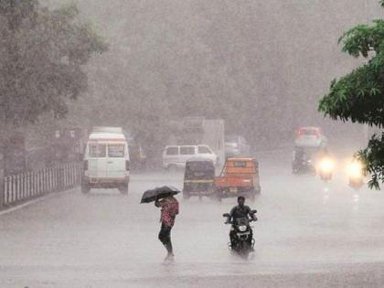 Monsoon update 2021 Rajasthan finally drenched by monsoon rains, light to heavy rains were recorded in many parts   मानसून की बारिश से आखिरकार भीगा राजस्थान, कई हिस्सों में हल्की से भारी बारिश दर्ज की गई