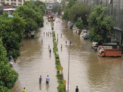 Weather Forecast Flood threat North BiharGandak river spateheavy rain two daysred alert issued   Weather Forecast:उत्तर बिहार में बाढ़का खतरा,गंडक नदी उफान पर, दो दिन से भारी बारिश, रेड अलर्ट जारी