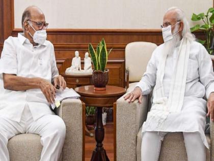 Harish Gupta Blog Inside story connection between Sharad Pawar and Narendra Modi   ब्लॉग: मोदी-पवार के बीच मिलनसारिता का राज, यूपीए के शासनकाल से है इसका कनेक्शन