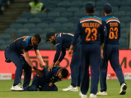 Shreyas Iyer out of England ODIsmiss entire IPLsoon I will return strong | इंग्लैंड सीरीज और आईपीएल से बाहर हुएश्रेयस अय्यर, कहा-जल्द ही दमदार वापसी करूंगा