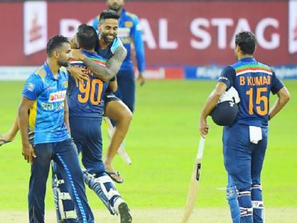 India beat Sri Lanka in 2nd ODI by 3 wickets match stats and record list | SL Vs India: दूसरे वनडे में हार से फिर टूटा श्रीलंका का सपना, पिछले 24 साल से बरकरार है टीम इंडिया का ये रिकॉर्ड