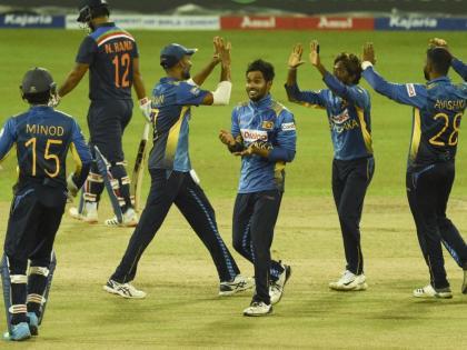 IND vs SLIndian cricket teamseries 2-1India lost in Sri Lanka after 9 yearsIndians dropped five catches | भारतीय टीमने सीरीज पर 2-1 से किया कब्जा, 9 साल बाद श्रीलंका में हारा भारत, भारतीयों ने पांच कैच छोड़े