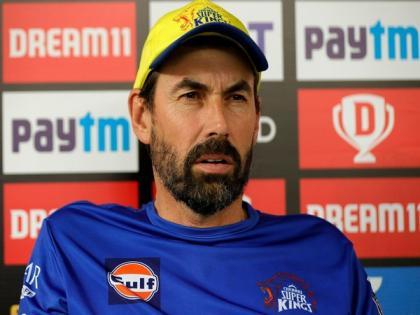 IPL 2021 CSK coach Stephen Fleming Ruturaj Gaikwad absorbed pressure wellhis innings vs MI was special   IPL 2021: सीएसके के मुख्य कोचस्टीफन फ्लेमिंग ने युवा बल्लेबाज की तारीफ की, कहा-पारी यादगार,हमेशा भरोसा पर खरा उतरा