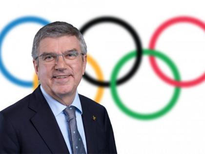 India among aspiring hosts for Olympics in 2036, 2040 and beyondconfirms IOC President Thomas Bach   आईओसीअध्यक्ष थॉमस बाक बोले- भारत 2036 और 2040 में करना चाहता है ओलंपिक खेलों की मेजबानी, दौड़ में इंडोनेशिया, जर्मनी और कतर शामिल