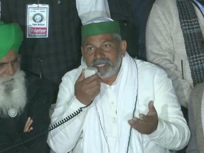 farmers protests up rakesh tikait bjp mp foreign funding | भाजपा सांसद ने राकेश टिकैत को बताया डकैत, कहा- विदेशों से आती है फंडिंग