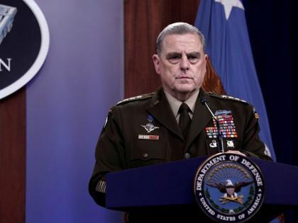 america usgeneral mark milleysecretly called China fearsdonald trumpspark warreport | डोनाल्ड ट्रंप चीन के खिलाफ युद्ध छेड़ने के मूड में थे,अमेरिकी सैन्य प्रमुख ने चीनी जनरल को किया था फोन!