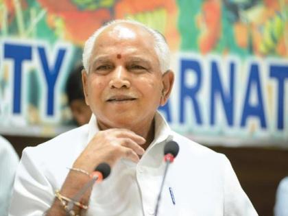 Congress BJP demanding removal of CM bsYeddyurappa after Chief Minister YogiAdityanath | कांग्रेस की तरह भाजपा मेंभी गुटबाजी तेज,मुख्यमंत्री योगी के बाद सीएम येदियुरप्पा को हटाने की मांग