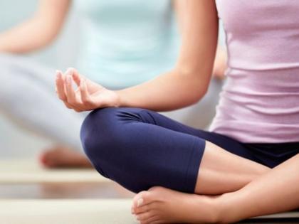 President Ramnath Kovind share benefits of yoga and ayurveda herbs | Benefits of yoga: राष्ट्रपति रामनाथ कोविंद ने बताए योगासन और जड़ी बूटियों के फायदे
