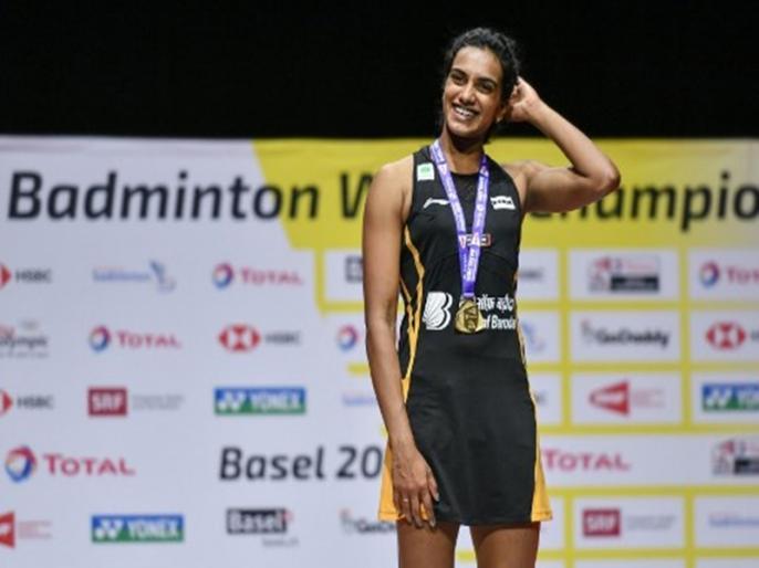 PM Modi congratulates PV Sindhu for winning BWF World Championships | पीवी सिंधु बनीं विश्व चैंपियनशिप में गोल्ड जीतने वाली पहली भारतीय, पीएम मोदी ने तारीफ में कही ये बात