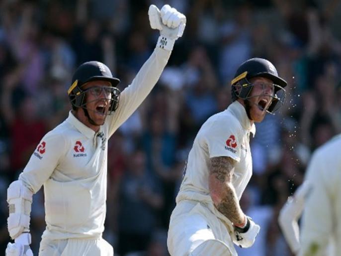 Ashes 2019, ENG vs AUS, 3rd Test: Highest successful chases for England: 359 vs Aus Leeds 2019 | Ashes 2019, ENG vs AUS, 3rd Test: इंग्लैंड ने दर्ज की चेज करते हुए सबसे बड़ी जीत, मैच में बने ये रिकॉर्ड्स