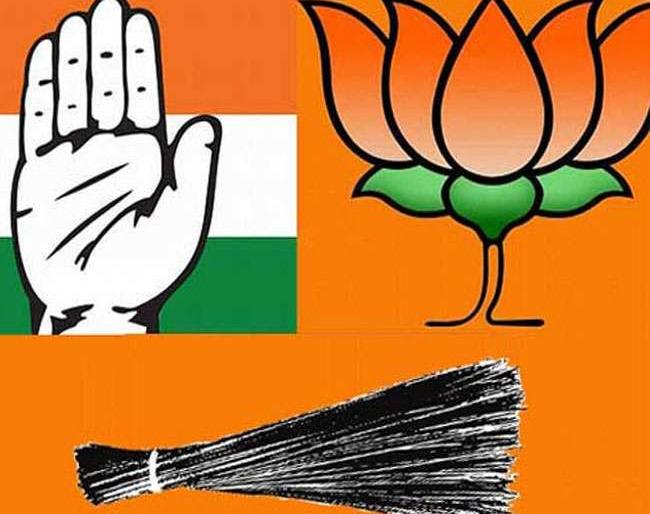 lok sabha election 2019 Delhi's 13 per cent Muslim vote to be deciding factor | लोकसभा चुनावः दिल्ली में 13 प्रतिशत मुस्लिम मतदाता, भाजपा-आप-कांग्रेस ने नहीं दिया एक भी मुसलमान को टिकट