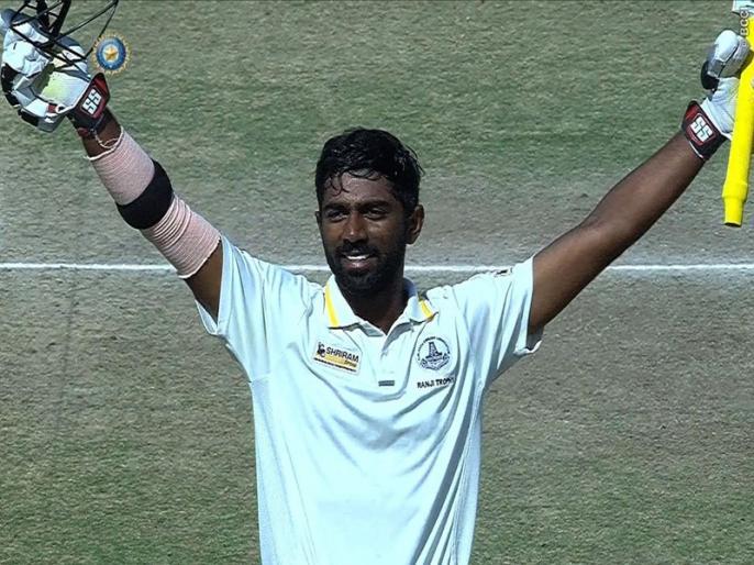 Vijay Hazare Trophy: Mukund, Shankar toy with MP attack in TN's win | Vijay Hazare Trophy: अभिनव मुकुंद ने 19 बाउंड्री की मदद से ठोके 147 रन, तमिलनाडु की लगातार 8वीं जीत
