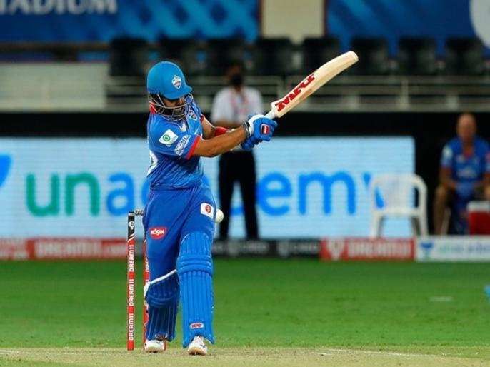 IPL 2020, Chennai Super Kings vs Delhi Capitals, 7th Match: | IPL 2020, CSK vs DC: दुबई में पृथ्वी शॉ का धमाका, 10 बाउंड्री की मदद से कूट डाले ताबड़तोड़ रन
