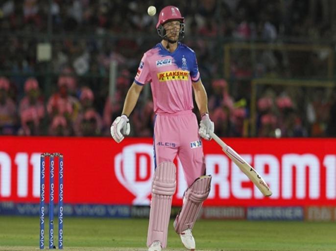 IPL 2020: Jos Buttler's probable return could bolster Royals in six-hitting contest | IPL 2020: पंजाब के खिलाफ सीजन का पहला मैच खेलेंगे जोस बटलर, बोले- इसे लेकर मैं काफी उत्साहित हूं