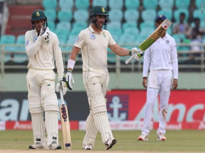 Dean Elgar eyes South Africa Test captaincy | इस बल्लेबाज ने जताई कप्तान बनने की इच्छा, कहा- मुझमें नेतृत्व की क्षमता है
