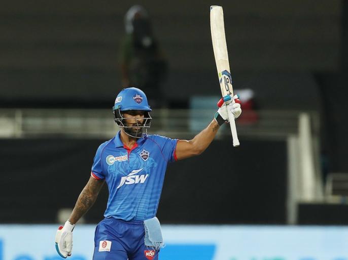 IPL 2020, KXIP vs DC: Shikhar Dhawan is the first player to score back-to-back IPL hundreds | शिखर धवन ने रच दिया IPL इतिहास, लगातार दो मैचों में शतक ठोकने वाले पहले बल्लेबाज
