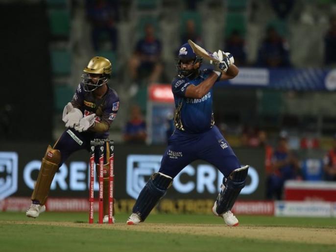 IPL 2020, Kolkata Knight Riders vs Mumbai Indians: Most sixes in IPL | IPL 2020, KKR vs MI: रोहित शर्मा बने आईपीएल इतिहास में 200 छक्के लगाने वाले चौथे बल्लेबाज