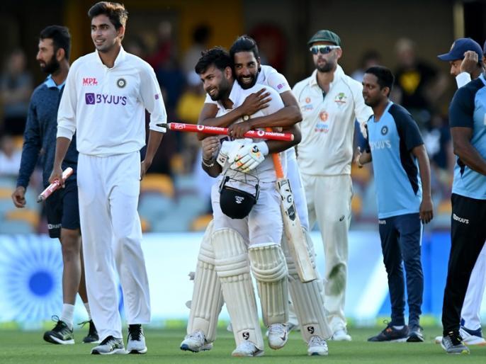India vs Australia, 4th Test: India first victory at Gaba in 73 years   IND vs AUS, 4th Test: गाबा में भारत की 73 साल में पहली जीत, जानिए टीम इंडिया का अब तक यहां कैसा रहा प्रदर्शन