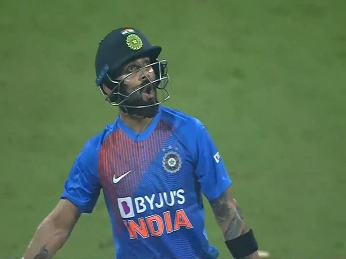 India vs West Indies , 3rd T20, Live Score Updates: fastest t20i fifty for virat kohli | IND vs WI:विराट कोहली बने T20I में सबसे तेज अर्धशतक जड़ने वाले भारतीय कप्तान