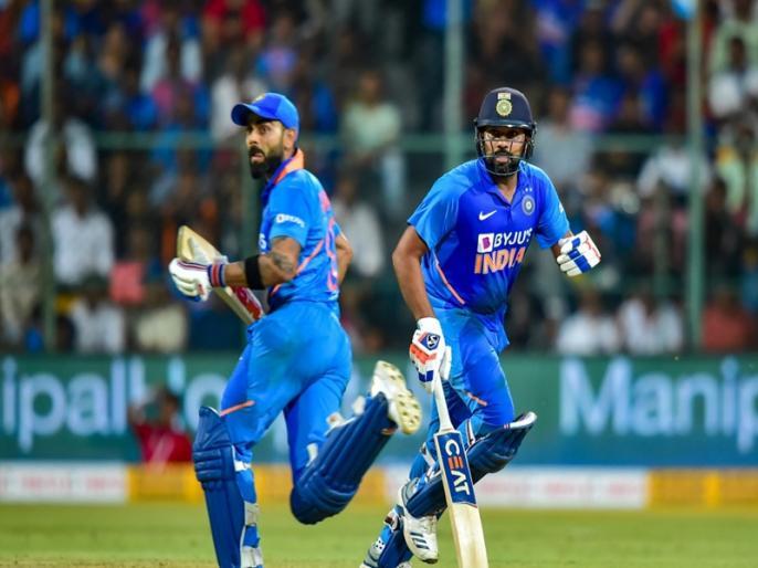 Ben Stokes on World Cup game vs India: Rohit-Virat stand mystifying, little or no intent from Dhoni | बेन स्टोक्स ने वर्ल्ड कप मैच के दौरान रोहित-विराट की साझेदारी को बताया 'रहस्यमयी', कहा- धोनी ने भी 'जज्बा' नहीं दिखाया