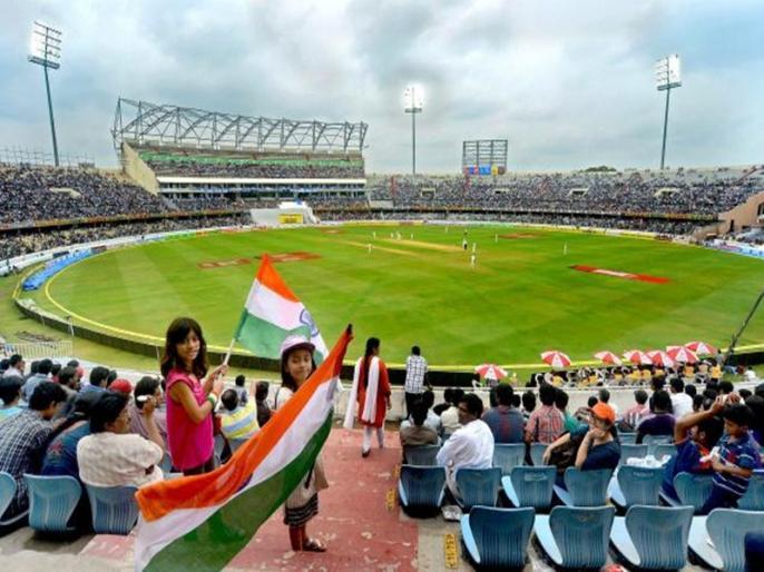 India vs West Indies: Mohammad Azharuddin stand has now officially been unveiled | IND vs WI: पूर्व भारतीय कप्तान के नाम हुआ स्टैंड, 3 विश्व कप में कर चुके टीम इंडिया का नेतृत्व