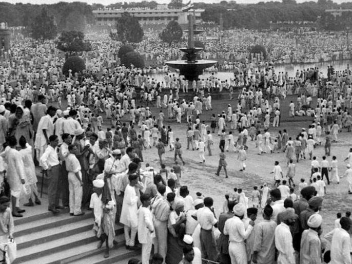 Know what happened on 15 August, after the long slavery of the British, India breathed free air and saw the morning sun | जानिए क्या हुआ था 15 अगस्त को,अंग्रेजों की लंबी गुलामी के बाद भारत ने आजाद हवा में सांस ली और सुबह का सूरज देखा