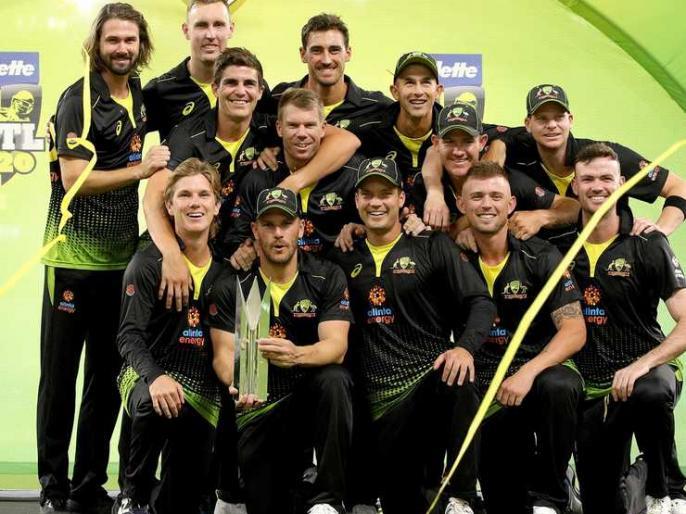 Australia beat Pakistan by 10 wickets, win series 2–0 | आस्ट्रेलिया ने पाकिस्तान को 10 विकेट से रौंदा, सीरीज 2-0 से जीती