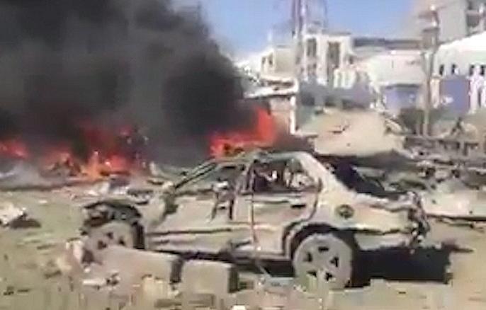 Bomb blast during namaz in mosque, ravages 62 people, injures more than 60 | मस्जिद में नमाज के दौरान बम विस्फोट, 62 लोगों के चिथड़े उड़े, 60 से ज्यादा घायल