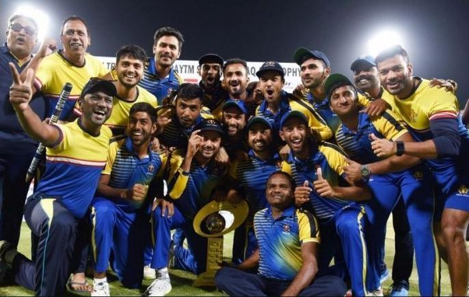 Syed Mushtaq Ali Trophy: Karnataka won their 15th consecutive T20 match, defeating Uttarakhand by nine wickets | कर्नाटक नेलगातार 15वां टी20 मैच जीता,न्यूजीलैंड की ओटागो के साथ दूसरे स्थान पर पहुंची, जानिए पहले पर कौन