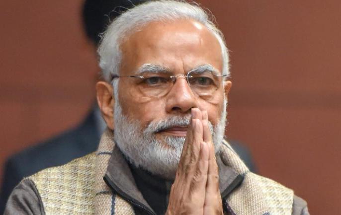 lok sabha election 2019 pm narendra modi BJP workers celebrate historic win. | प्रचंड मोदी लहरपूरे देश में, 302 सीट पर भाजपा आगे, एनडीए को 350 सीट