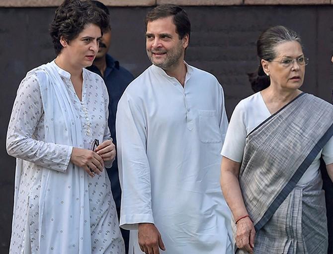 Maharashtra-Haryana-Jharkhand assembly elections 2019 Congress trouble about CM post | महाराष्ट्र-हरियाणा-झारखंड विधानसभा चुनाव: सीएम पद के दावेदारों को लेकर पसोपेश में कांग्रेस