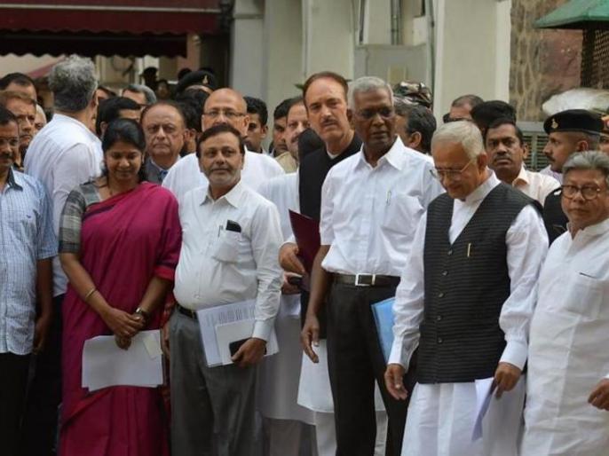 lok sabha Election Results 2019 Opposition ready with plan to stake claim at govt formation | NDA बहुमत से दूर रहा तो सरकार बनाने का तत्काल दावा पेश कर सकती हैं विपक्षी पार्टियां, बैठक में बना प्लान