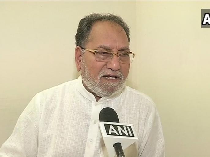 Congress Triple Talaq Bill Hussain Dalwai says Shree Ram Chandra ji once left Sita ji after doubting | तीन तलाक: कांग्रेस सांसद हुसैन का विवादित बयान, 'श्रीराम चंद्र जी ने भी संदेह को लेकर छोड़ दिया था सीता को'