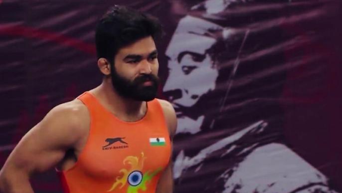 Asian Wrestling Championship Sunil Kumar win gold medal | भारत का 27 साल का इंतजार खत्म,सुनील कुमार नेग्रीको रोमन एशियाई चैंपियनशिप में जीतास्वर्ण