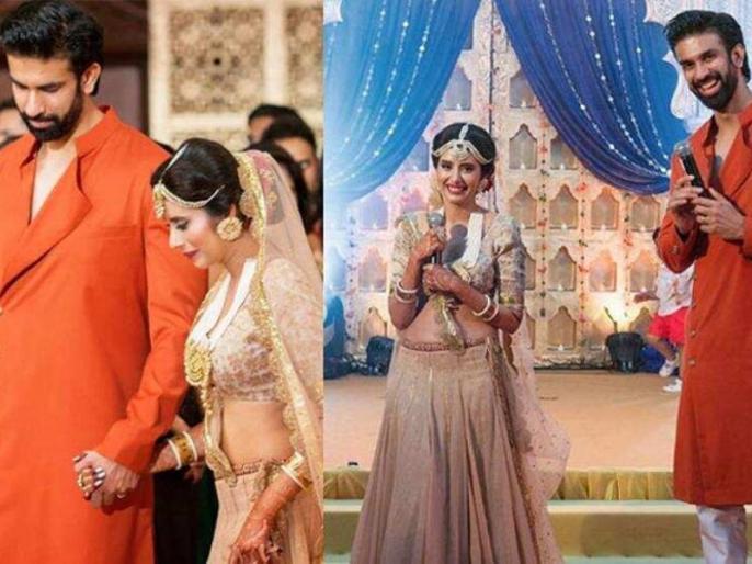 Rajeev Sen shares wedding pics with wife Charu Asopa amid rumours of a rift, fans say 'please stay together' | ब्रेकअप की खबरों के बीच राजीव सेन ने शेयर की पत्नी के साथ की फोटो,फैंस ने किया सवाल- 'पैचअप हो गया क्या?'