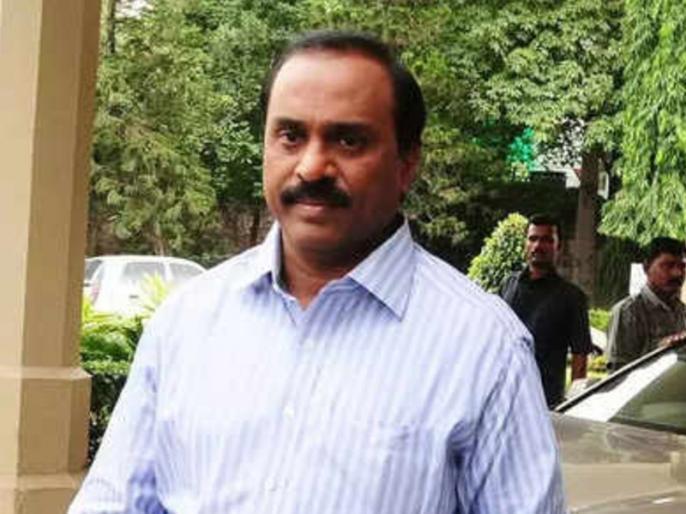 g janardhan reddy reaches crime branch office bengaluru | पोंजी घोटाला: जनार्दन रेड्डी 4 दिन बाद पुलिस के सामने हुए पेश, 600 करोड़ फ्रॉड मामले में है आरोपी