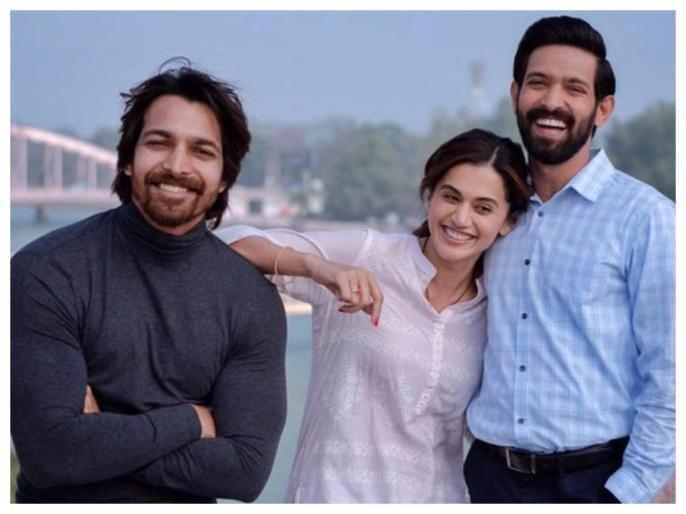 Haseen Dilruba Trailer Review | तापसी पन्नू , विक्रांत मैसी और हर्षवर्धन राणे स्टारर फिल्म 'हसीन दिलरुबा' का ट्रेलर हुआ रिलीज , फिल्म नेटफ्लिक्स पर 2 जुलाई को रिलीज की जाएगी