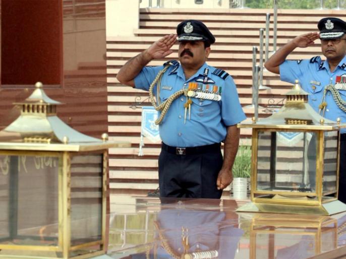 Air Marshal Rakesh Kumar Singh Bhadauria takes over as Vice Chief of Air Staff | उत्तर प्रदेश के राकेश कुमार सिंह भदौरिया बने भारतीय वायुसेना के नए एयरवाइस चीफ