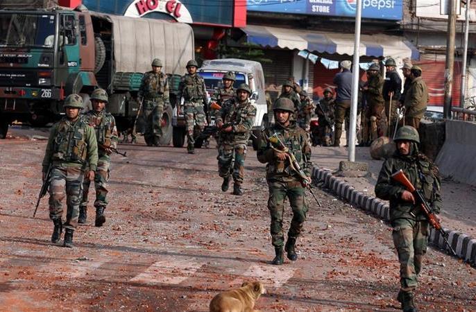 Terrorist attack in 1990, four Air Force personnel martyred, 40 people injured, ex-JKLF terrorist arrested | 1990 में आतंकी हमला, चार वायुसेना कर्मी शहीद, 40 लोग घायल, जेकेएलएफ का पूर्व आतंकवादी गिरफ्तार