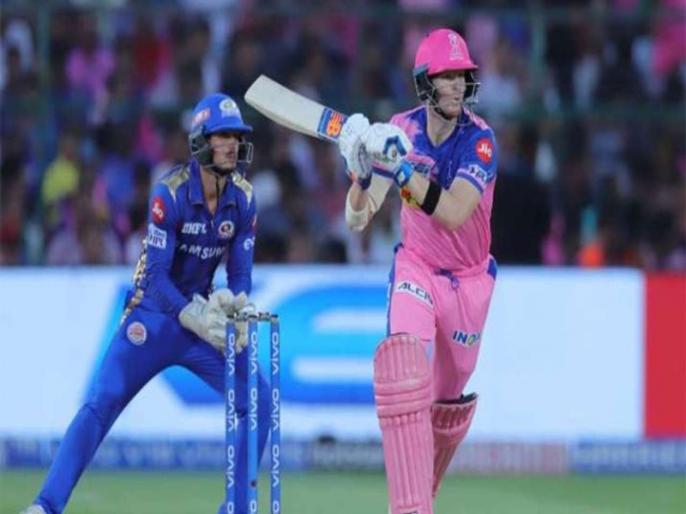 IPL 2020, Rajasthan Royals vs Mumbai Indians, Playing XI: Mumbai Indians opt to bat | IPL 2020, RR vs MI, Playing XI: मैच में नहीं उतरे रोहित शर्मा, फिर से किरोन पोलार्ड को मिली कप्तानी