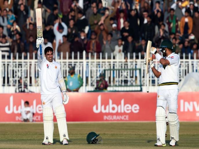 Pakistan vs Sri Lanka, 1st Test- Abid Ali make new record in cricket history   PAK vs SL: आबिद अली ने रच दिया इतिहास, टेस्ट और वनडे डेब्यू पर शतक जड़ने वाले पहले बल्लेबाज बने