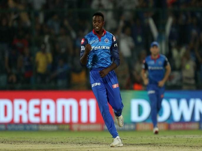 IPL 2020, DC vs CSK: Kagiso Rabada: Fewest matches to 50 IPL wickets   IPL 2020, DC vs CSK: कगीसो रबाडा बने सबसे तेज 50 शिकार करने वाले गेंदबाज, एक ही बॉल में बनाए 2 रिकॉर्ड