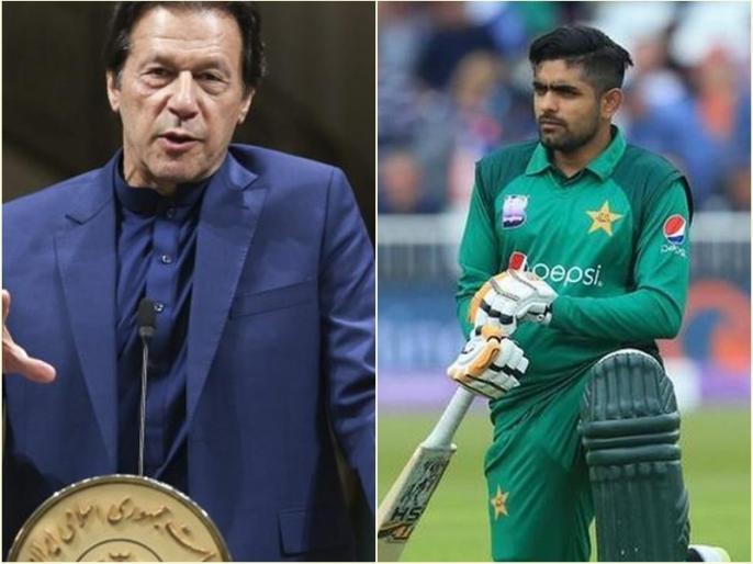 I want to be like Imran Khan: Babar Azam   पाकिस्तानी प्रधानमंत्री इमरान खान जैसा बनना चाहते हैं बाबर आजम, आजकल सीख रहे अंग्रेजी