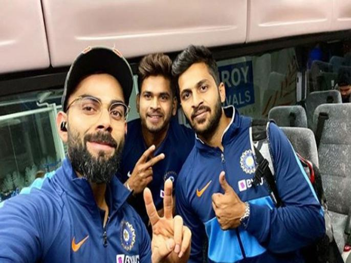 India vs Australia, 4th Test: Virat Kohli tweets in Marathi for Shardul Thakur 'Tula parat manla' | IND vs AUS, 4th Test: विराट कोहली भी हुए इंप्रेस, मराठी में शार्दुल ठाकुर के लिए लिखी ये बात