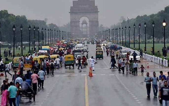 Weather alert: morning weather in Delhi is hot, possibility of clouds | मौसम अलर्ट: दिल्ली में सुबह मौसम रहा गर्म, दिन में बादल छाने की संभावना