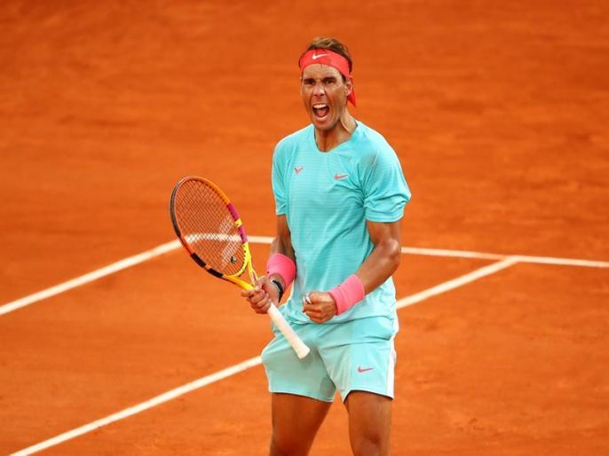 Rafael Nadal: 'You merely adopted the clay; I was born in it, moulded by it' | राफेल नडाल ने जीता 13वां फ्रेंच ओपन खिताब, कर ली फेडरर के रिकॉर्ड की बराबरी